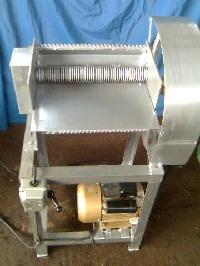 Membuat Mesin Kertas Rumput ( Pelajaran Membubut )